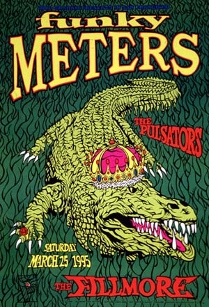 Fillmore with the Meters